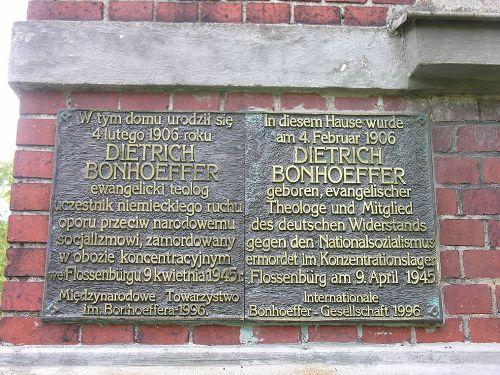 Geboortehuis Dietrich Bonhoeffer