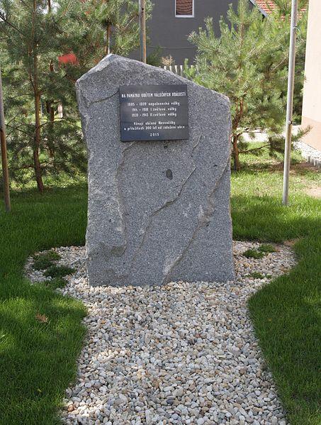 War Memorial Nesvačilka