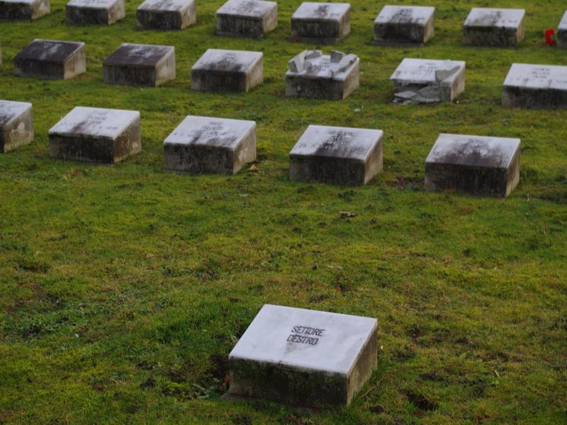 Italian War Graves Köln