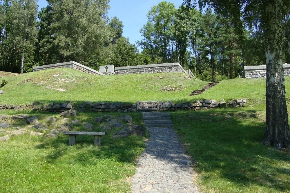 Monument Massamoord Ležáky