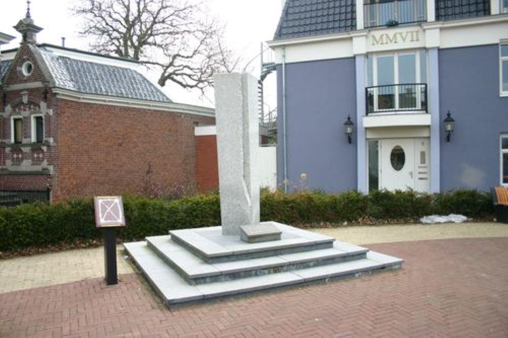 War Memorial Bedum