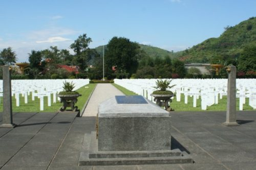 Dutch War Cemetery Leuwigajah