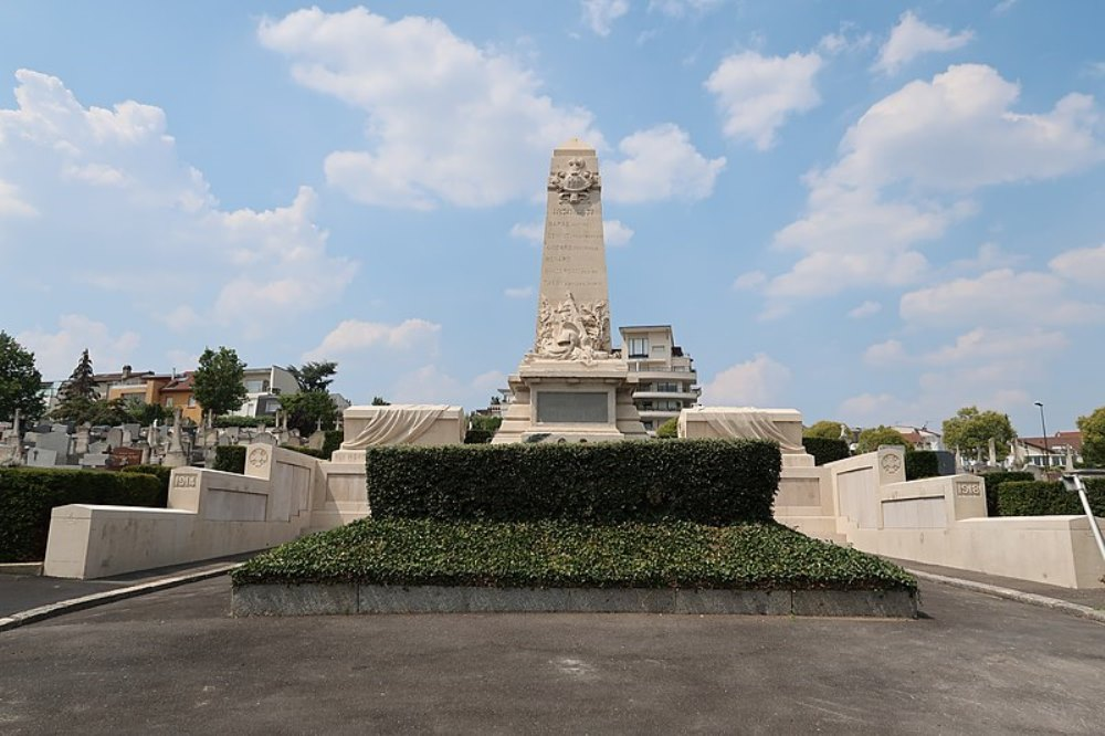 19th Century Wars and World War I Memorial Suresnes
