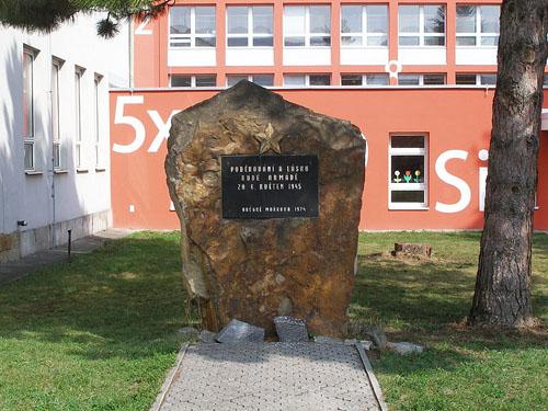 Liberation Memorial Mořkov