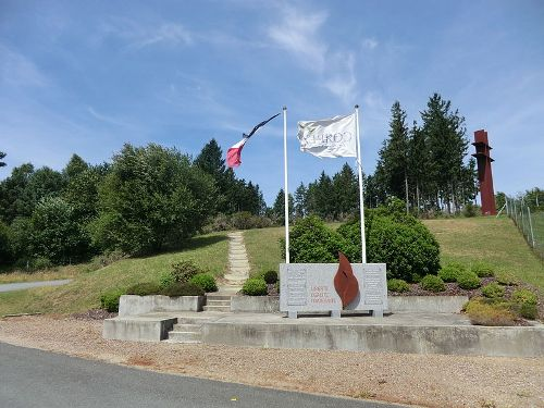 Resistance Memorial Corrèze