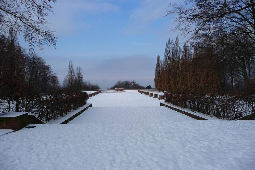 Duitse Oorlogsbegraafplaats Heidelberg