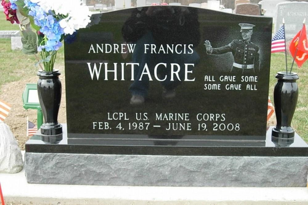 Amerikaans Oorlogsgraf Gravel Hill Cemetery