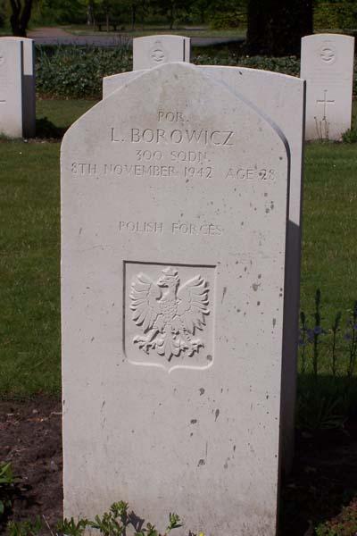 Polish War Graves Esbjerg
