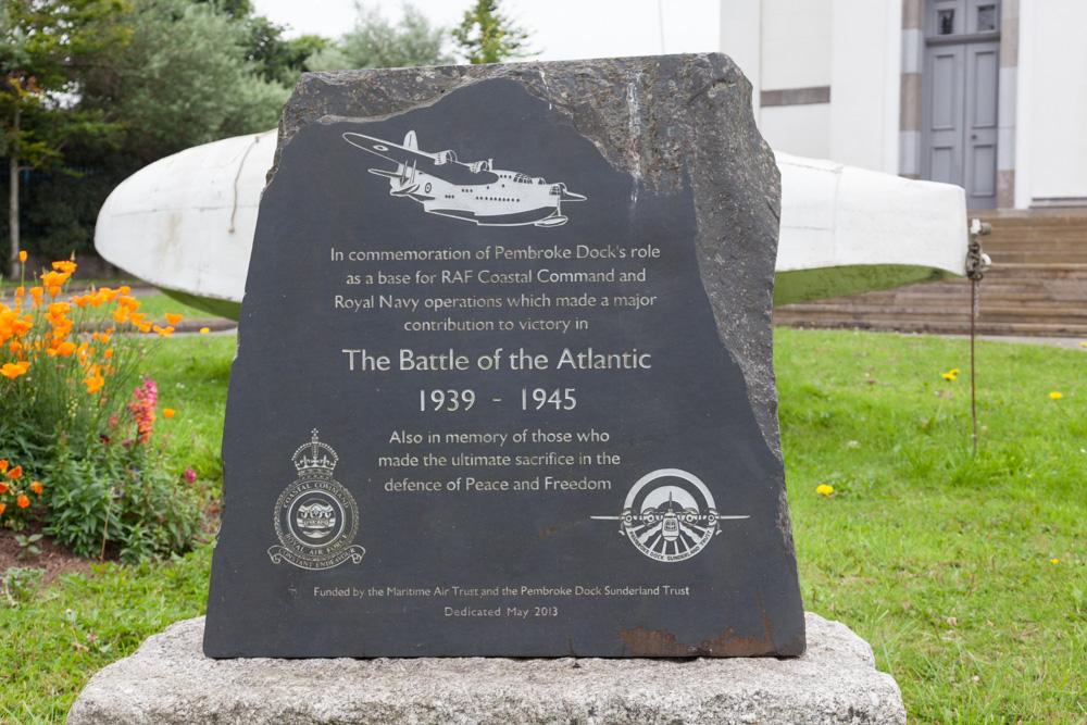 Monument Slag om de Atlantische Oceaan