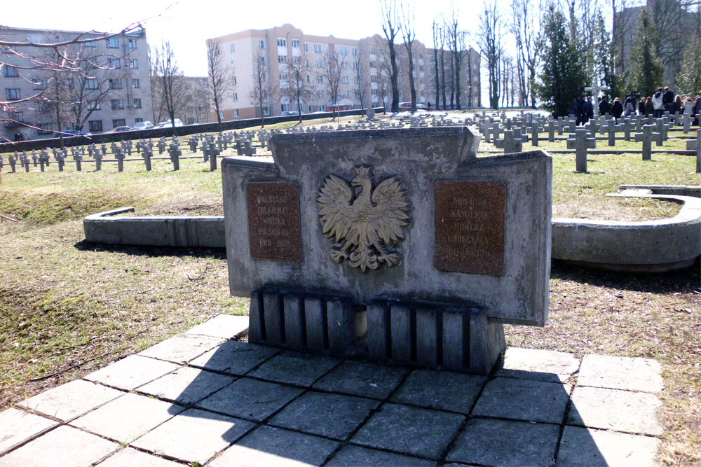 Poolse Oorlogsgraven Garnizoensbegraafplaats