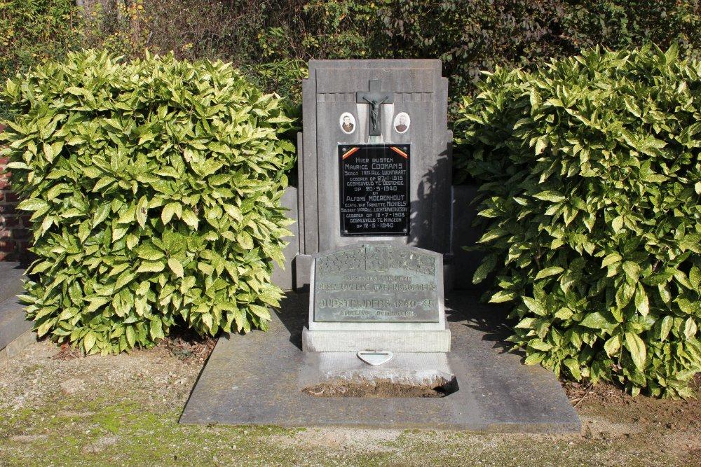 Belgian War Graves Overijse