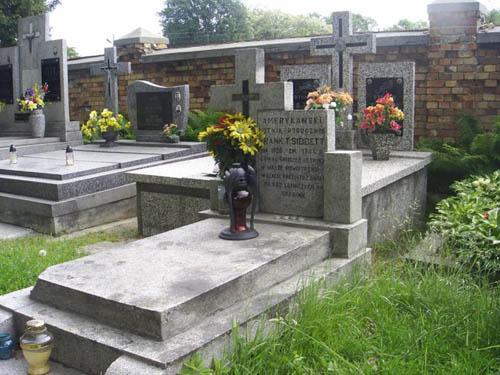 American War Grave Miedzyrzec Podlaski