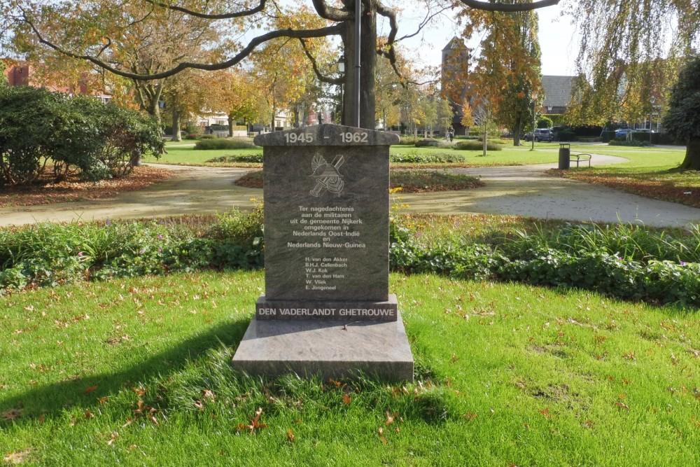 Dutch-Indies Memorial Nijkerk