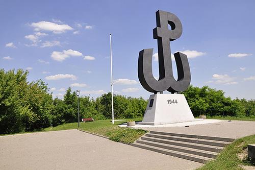 Mound of the Warsaw Uprising