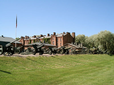 Artillerie Museum van Finland