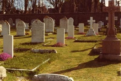 Commonwealth War Graves Ocklynge Cemetery