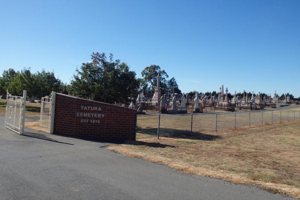 Commonwealth War Graves Tatura Public Cemetery