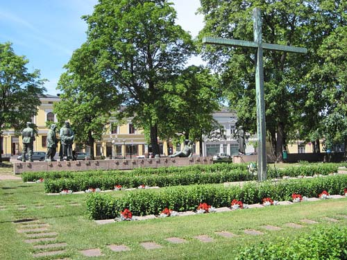 Finnish War Graves Pori