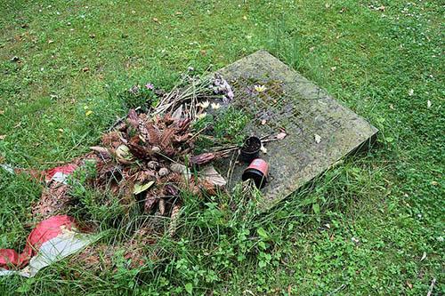 War Graves Jüdischen Friedhof