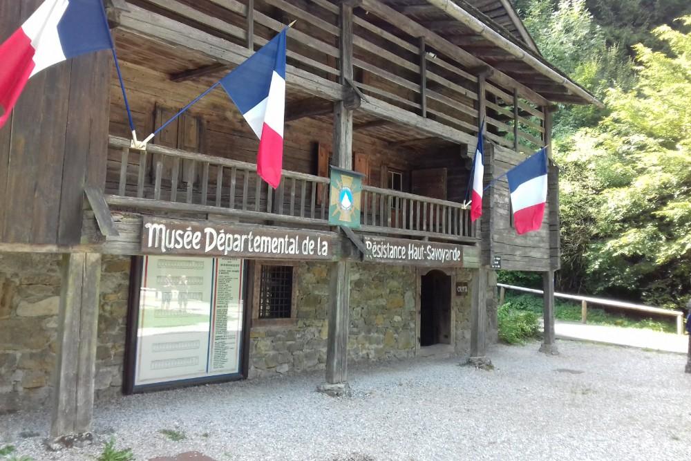 Verzetsmuseum van Morette La Balme-de-Thuy