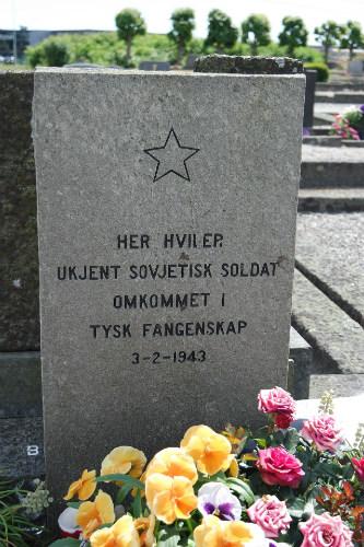Sovjet Oorlogsgraf Larvik