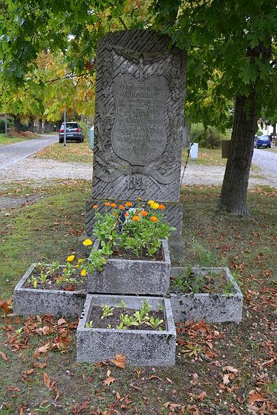 War Memorial Wilkendorf