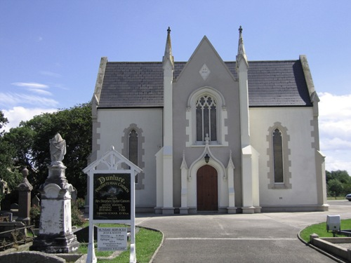 Oorlogsgraven van het Gemenebest Dunluce Presbyterian Churchyard