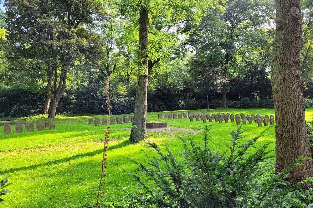German War Graves Osterholzer Friedhof Bremen