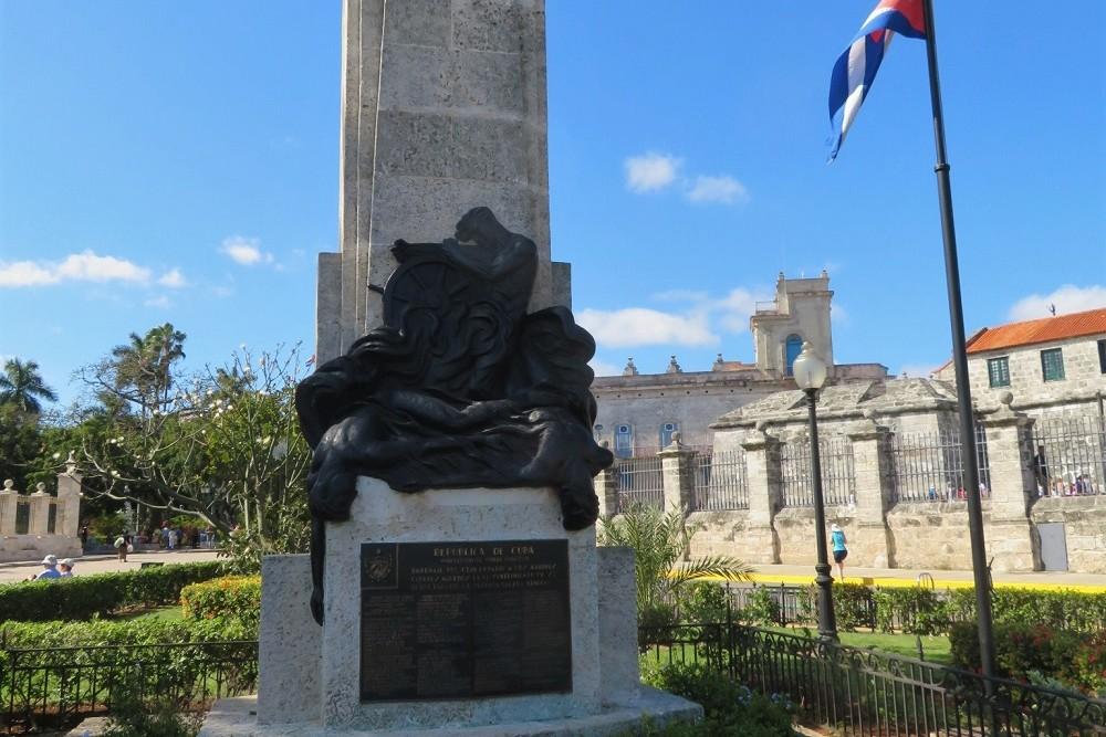 WW2 Naval Memorial Havana