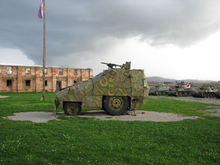 Croatian War of Independence Museum