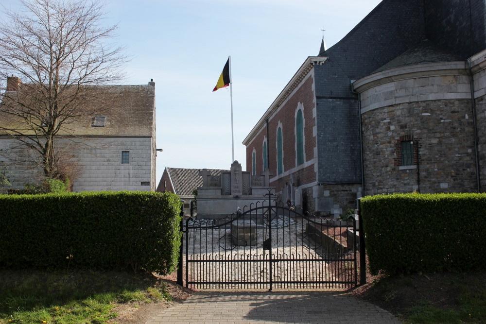 War Memorial Hombourg