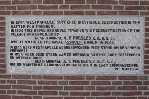 Monument Herbouw Westkapelle