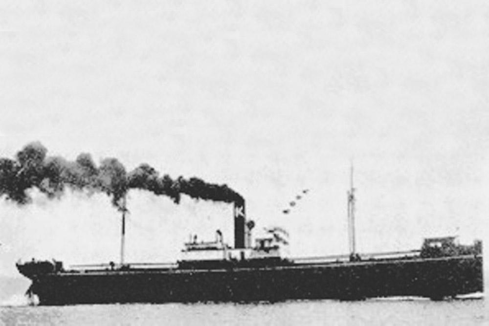 Shipwreck Sydney Maru
