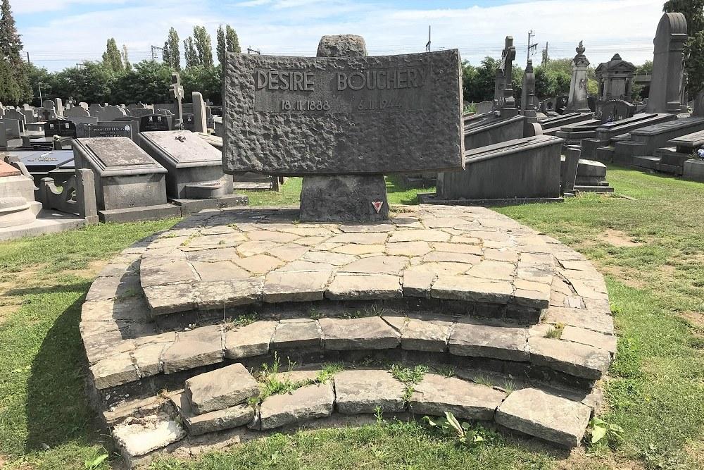 Memorial Bouchery Municipal Cemetery Mechelen