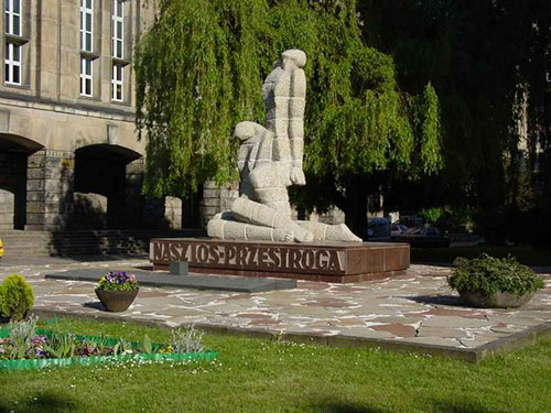 Monument Moord op Poolse Professoren
