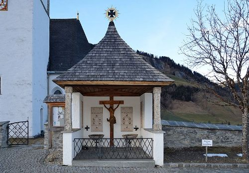 Oorlogsmonument Eschenau