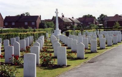 Oorlogsgraven van het Gemenebest Fulford Cemetery