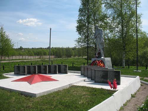 Massagraf Sovjet Soldaten Garbolovo