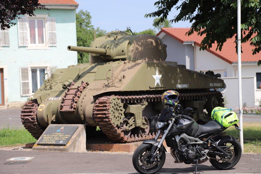 M4 A4T Sherman Tank