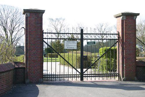 Nederlandse Oorlogsgraven Zuidwolde