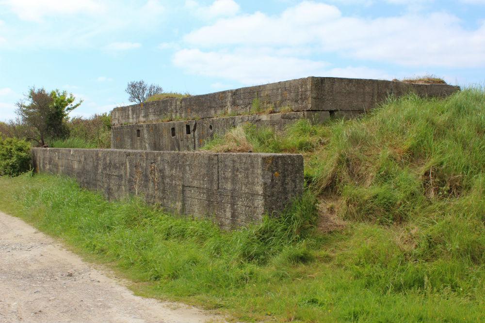 Batterie Waldam - Bunker