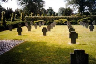 German War Graves Tönder