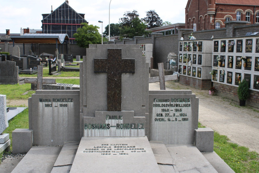 Veteran War Graves Leopoldsburg