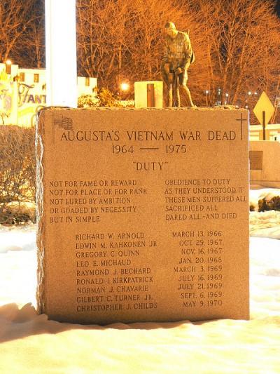 War Memorial Augusta