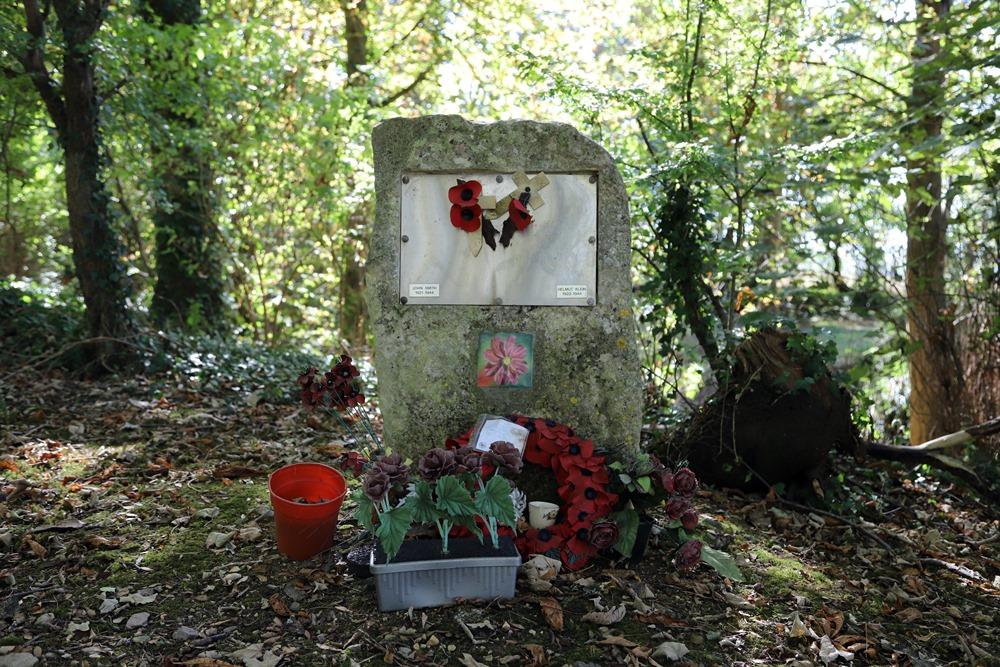 Bois Calloué Monument - Hill 112