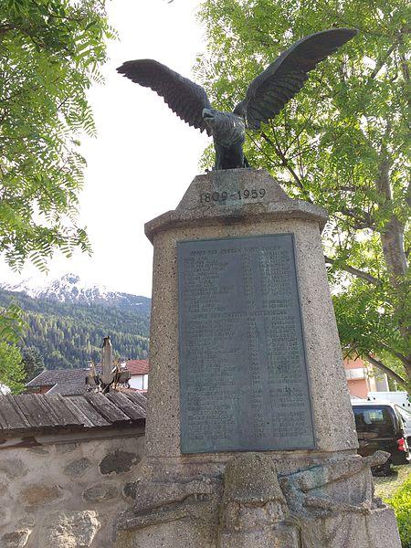 Oorlogsmonument Birgitz