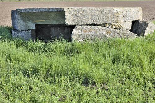 Bunker Luftwaffe Vliegveld Strasshof