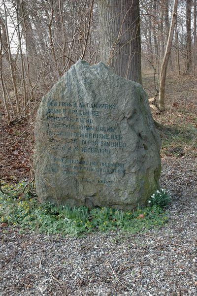 Memorial Carl Johan Bruhn Torpeskoven