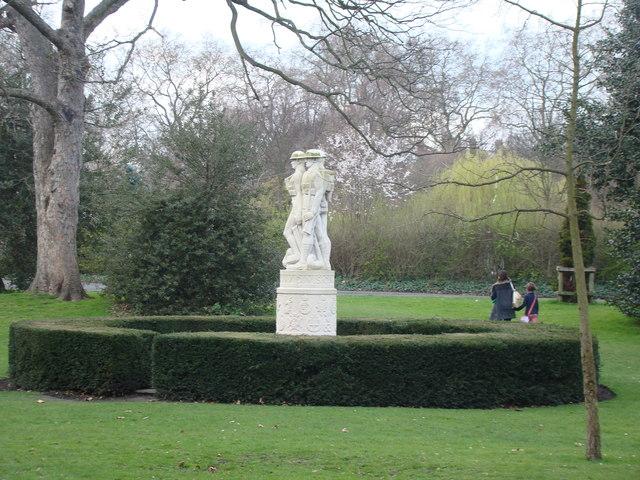 24th East Surrey Division Memorial Battersea Park