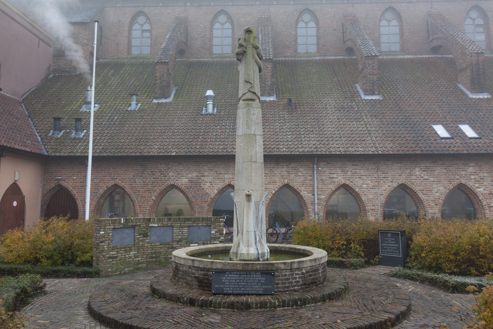 Gidon Memorial Zutphen